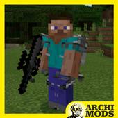 Guns MCPE MOD icon