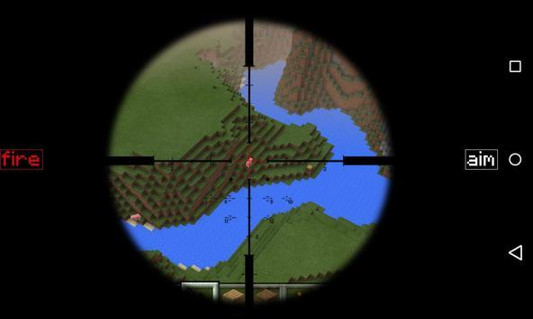 Guns MCPE MOD screenshot 3