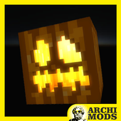 Halloween Pumpkin Challenge MCPE MOD icon