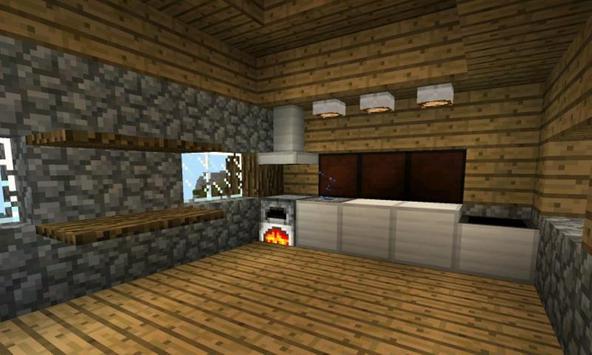Modern Decorations MCPE MOD poster
