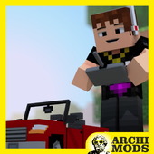 RC Cars MCPE MOD icon