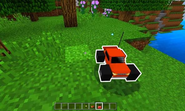 RC Cars MCPE MOD screenshot 2