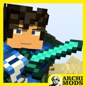 Ultimate sword MCPE Addon (1.2 only) icon