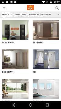 Pail Serramenti poster