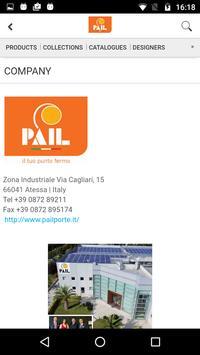 Pail Serramenti screenshot 4