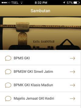 GKI Damai 14Nov apk screenshot