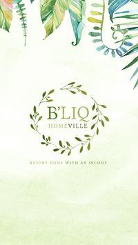 B'LIQ Homeville poster