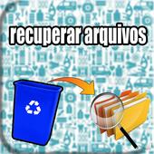 recuperar arquivos apagados : 2018&2019 icon