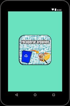 recuperar arquivos apagados : 2018&2019 screenshot 4