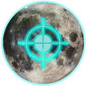 Moon Mania (Space Math Game) icon
