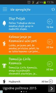 Moboff - Slovenia travel guide poster