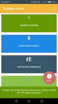 TaxiMap.pl Driver screenshot 2