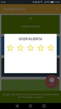 TaxiMap.pl Driver screenshot 3