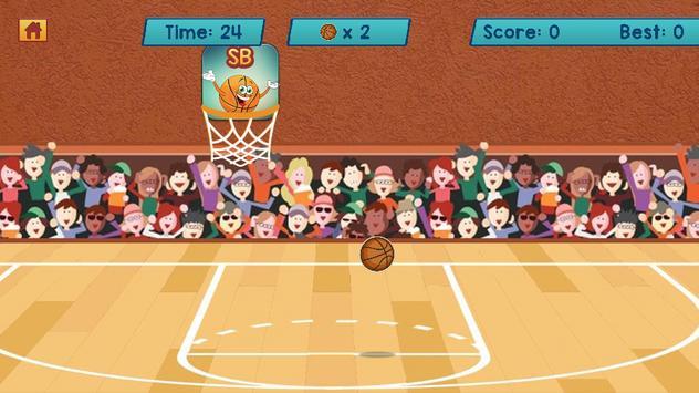 Silly Basket apk screenshot