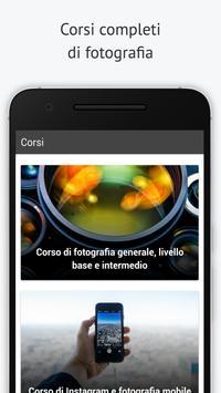 Scuola di Fotografia apk screenshot
