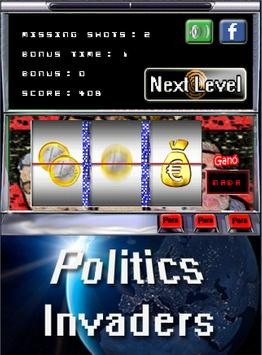 Politics Invaders screenshot 2
