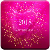 Happy New Year Top Wishes 2018 icon