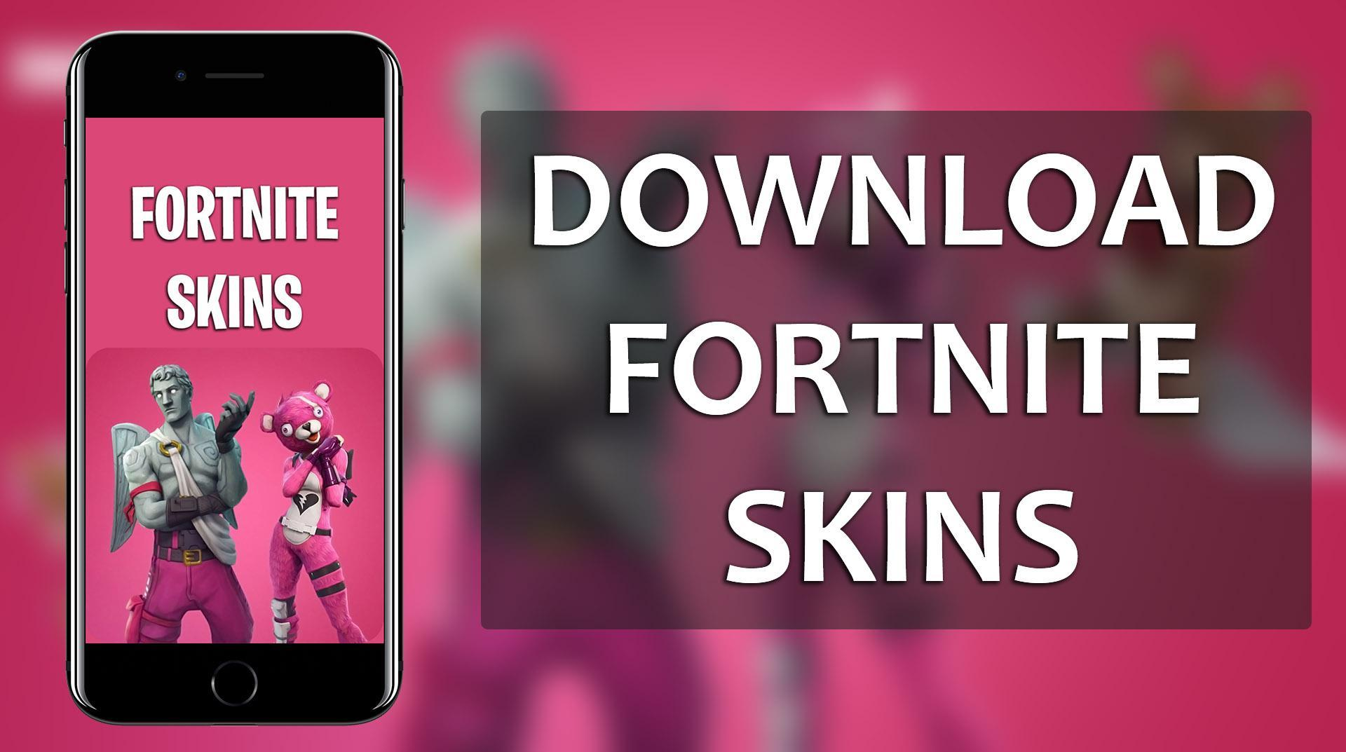 Fortnite Skins for Android - APK Download