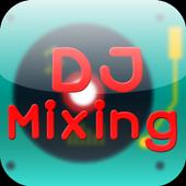DJ Mixing icon