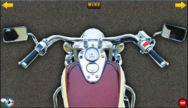 مقود الدراجات النارية poster