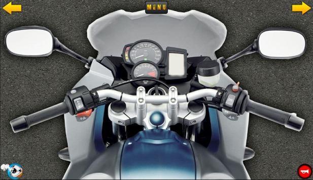 مقود الدراجات النارية screenshot 1