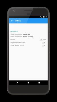AS Screen Recorder (no root) apk screenshot