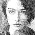 صورتك رسم - تحويل الصورة الى رسمة بالقلم الرصاص