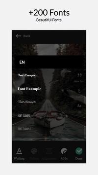 Font Studio - Text on photos & Editor apk screenshot