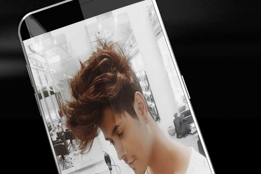 Hairstyles For Men Hair Salon apk screenshot