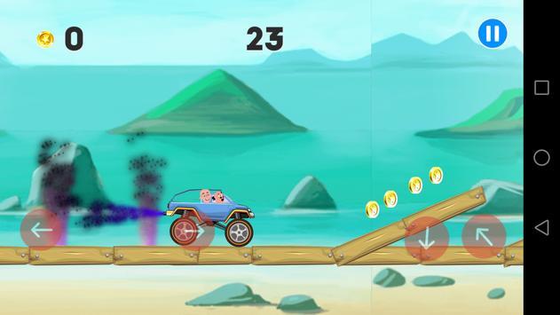 Motu and Patlu apocalypse Run apk screenshot