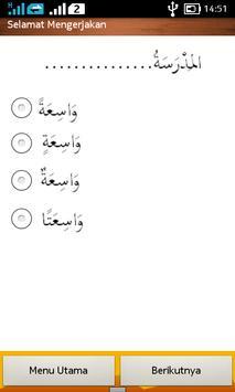 Arabic is Fun apk screenshot