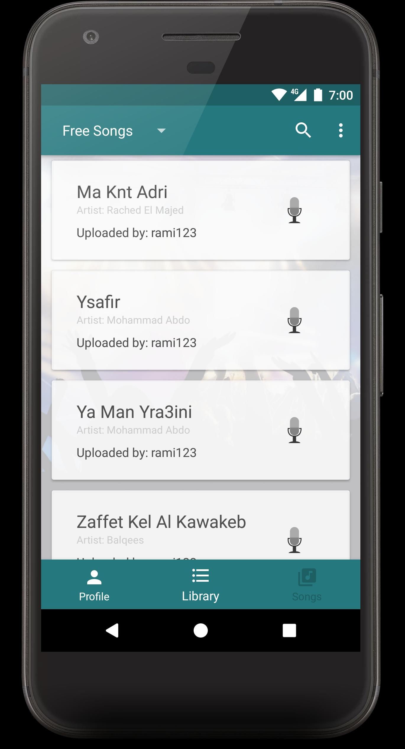 Arabic Karaoke for Android - APK Download