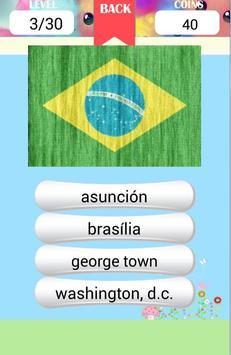 America Capital Quiz apk screenshot