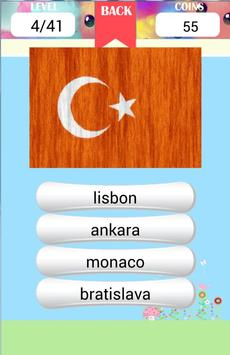 Capital Of Europe Quiz apk screenshot