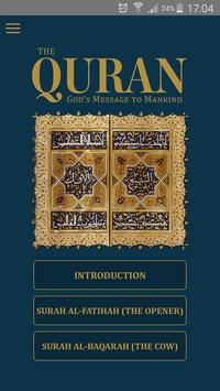 The Quran|The Opener & The Cow poster
