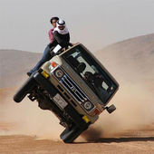 Arabic Stunts : Desert Safari icon