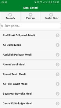 Kuranı Kerim - İslam apk screenshot