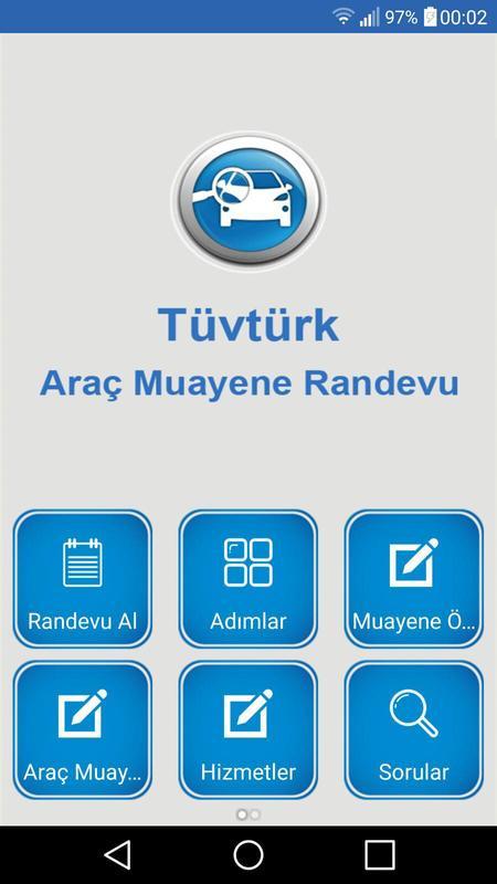 Araç Muayene Randevu Für Android Apk Herunterladen