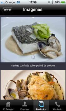 Restaurante El Refugio poster