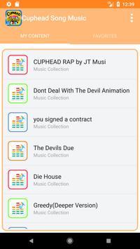 Cupheads Song Lyrics Jungle Adventure screenshot 6