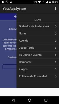 Audio Recorder screenshot 1