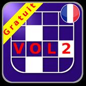 Mots Croisés Gratuits 2 - Jeu de lettres. icon