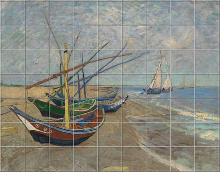 Painting puzzles - Paintings of Famous Painters screenshot 2