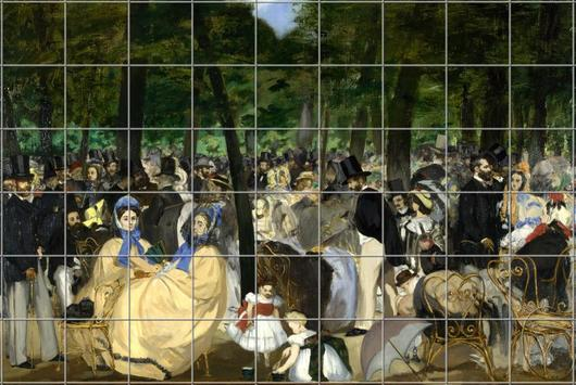Painting puzzles - Paintings of Famous Painters screenshot 5