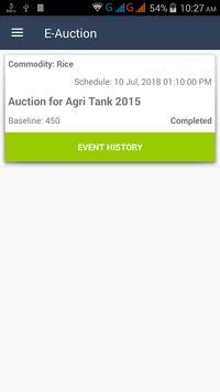 Seasons International E-Auction screenshot 1