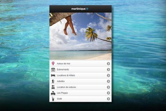 Martinique.fr poster