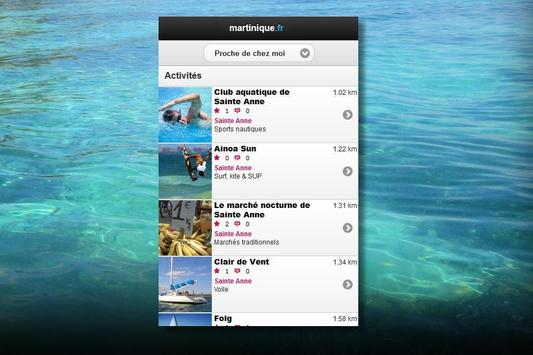 Martinique.fr apk screenshot