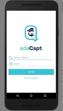 AdaCapt poster