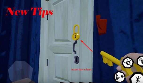 Tips Hello Neighbor New 2018 screenshot 1