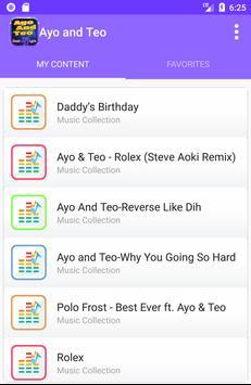 Ayo and Teo screenshot 1
